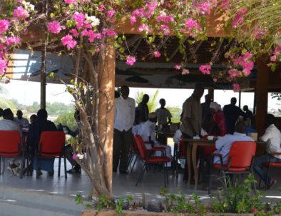 Seminaire de formation à Fadidi Niombato